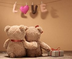 big teddy bear valentines day tumblr