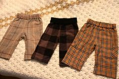 Baby boy pants from flannel shirt sleeves, this site is brilliant! Great for those who like upcycling old clothes that they can't bare to chuck out! - all shirts, mens fitted short sleeve button down shirts, white shirt *ad