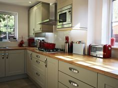 Kitchens | Kitchens | Bathrooms | Interior Design | Norwich without the red accents