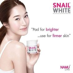 Snail White Secretion Filtrate Skin Care Acne Moisture Facial AntiWrinkle Cream 50 G Pack of 2 *** You can get more details by clicking on the image.