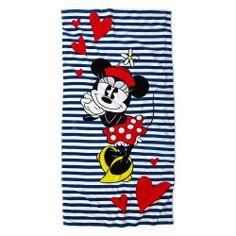 Disney Red Minnie Mouse Beach Towel, Blue, http://www.amazon.com/dp/B00HUGQY7K/ref=cm_sw_r_pi_awdm_ICMztb1N2JM9Y