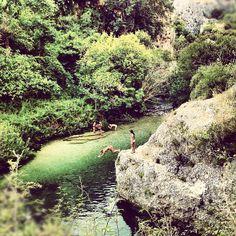 Riserva Naturale Orientata Pantalica, Valle dell'Anapo e Torrente Cava Grande in Sortino, Sicilia