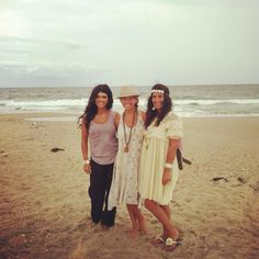 Teresa Giudice and Daughters Escape to the Hamptons to See Dina Manzo (PHOTOS)