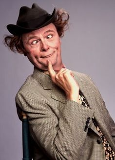 Red Skelton is Clem Kadiddlehopper. Such a kind soul. Combattre Le Stress, Red Skelton, People Of Interest, Stars Then And Now, People Laughing, Old Tv Shows, Cartoon Shows, Classic Tv, Celebs