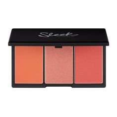 sleek paleta 3w1 blush by 3 lace