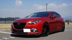 Mazda Axela (Mazda 3) #mazda
