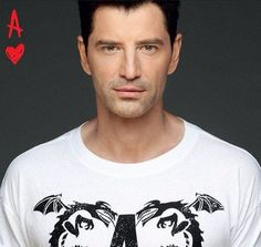 Sakis Rouvas-Mr Hades Nick Wechsler, Hades, Mens Tops, T Shirt, Fashion, Greek, Man Women, Women's, Greek Underworld