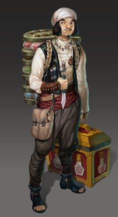 potion-merchant_o.jpg (598×1100)