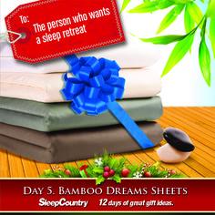 Day 5 - Bamboo Dreams Sheets