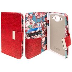 EMPIRE KLIX Klutch Designer Wallet Case for Samsung Galaxy Mega 5.8