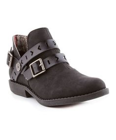 Look what I found on #zulily! Black Texas Anotole Boot - Women #zulilyfinds