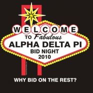 Why bid on the rest? Alpha Delta Pi.