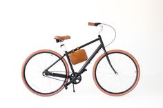 Priority Bike with Mod Tablet attached
