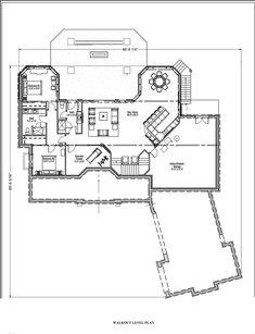 Modern Home Decor Bedroom 2 Bedroom House Plans, Beach House Plans, New House Plans, House Floor Plans, Home Decor Bedroom, Basement Floor Plans, Craftsman House Plans, How To Plan, Farmhouse Plans
