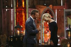 """The Bachelor"" Season Finale: Chris Soules, Whitney Bischoff - Nicole Kohl/ABC"