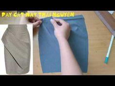 Hướng dẫn thiết kế chân váy công sở cực hot 2020 - YouTube