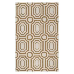 angelo:HOME Hudson Park HDP-2015 Area Rug - Yellow/Gold - HDP2015-3353