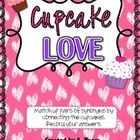 Students will practice matching up pairs of synonyms in this Valentine cupcake themed center.Matching recording sheet is provided.{Each cup...