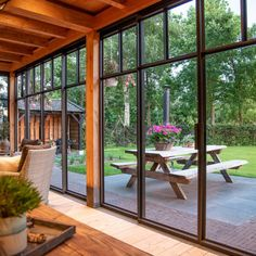 Outdoor Rooms, Outdoor Living, Patio, Backyard, Porch Area, Roof Structure, Brick Flooring, Courtyard House, Pergola Designs