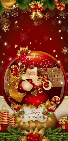 Christmas And New Year, Christmas Time, Merry Christmas, Xmas, Christmas Wallpaper, Empanadas, Ornament Wreath, Iphone Wallpapers, Beautiful Pictures