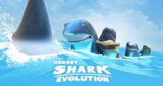 Hungry Shark Evolution Hack will give you unlimited Gems, Coins (Money) and also Unlock All Sharks in the game