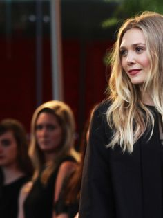 lyshaeskro:   Elizabeth Olsen at the CFDA Fashion Awards   June 03  How is she so stunning? I mean.