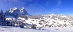 Skilift Brunni - Alpthal bei Einsiedeln Skilift, Lake Como, Switzerland, Mount Everest, Germany, Posters, Mountains, Nature, Travel