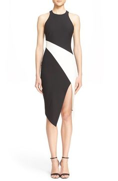 Elizabeth and James 'Shylen' Midi Dress available at #Nordstrom