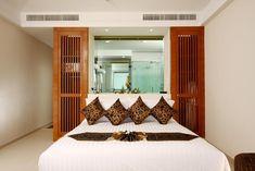 ★★★★★ KC Resort & Over Water Villas, Strand von Chaweng, Thailand Water Villa, Koh Samui, Thailand, Bed, Furniture, Home Decor, Pictures, Decoration Home, Stream Bed