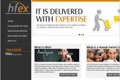 Hfex - Wordpress website