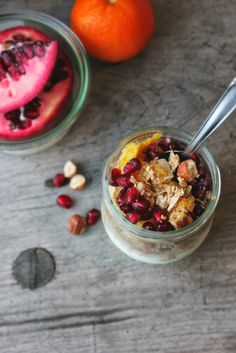 happy hearted kitchen: Rise & Shine Buckwheat Breakfast Jar