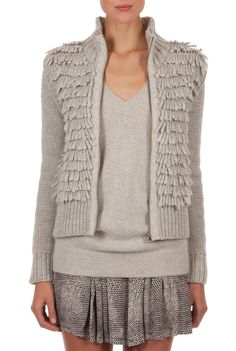 Country Road-Womens Clothing New In Online - Loop Knit Jacket