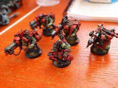 Ork army - Evil Sunz (Nob finished! > p.2) - Forum - DakkaDakka | Its all good until someone loses a bionic eye.