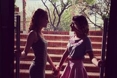 Videoletta: Violetta 3: Martina Stoessel and Mercedes Lambre say goodbye to the Studio On Beat!!!