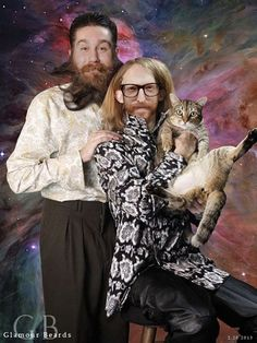 Glamour Beards The Latest Internet Trend internet glamour beards  wtf funny
