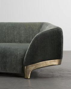 doidesign ARTISAN - Stunning furniture design by Vincenzo De Cotiis⠀ Sofa Chair, Sofa Furniture, Rustic Furniture, Luxury Furniture, Modern Furniture, Furniture Design, Furniture Stores, Chair Cushions, Furniture Removal