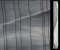 装飾アクリルパネルCouture Series「Cancello Silver」