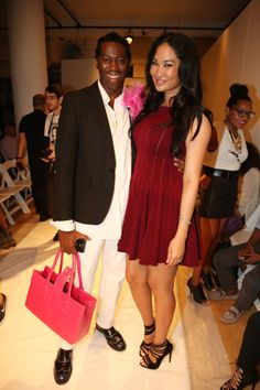 Miss J Alexander and Kimora Lee Simmons attend Argyleculture By RussellSimmons
