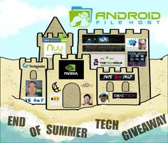 AndroidFileHost End of Summer Tech Giveaway!AndroidFileHost End of Summer Tech Giveaway! http://swee.ps/FwDdNoPX