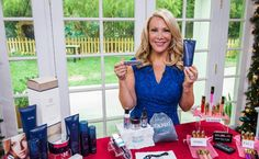 Kym's Holiday Beauty Prep Products