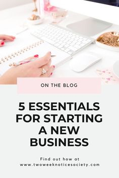 5 Essentials for Starting a Business in 2020. Is 2020 the year that you finally start your own small business or startup so you can work from home? There are a lot of good reasons to consider starting your business this year. You can do it. You don't necessarily need a degree in business or finance to be successful. But keep reading—there are a few essentials for getting up and running that you won't want to miss. #startup #smallbusiness #workfromhome #businesscoach #mentor #healthcoach Business Advice, Start Up Business, Starting A Business, Business Planning, Online Business, Business Management, Business Software, Legitimate Work From Home, Work From Home Jobs