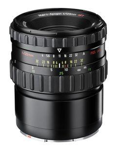 Rollei Makro-Apogen 120mm Macro PQS lens