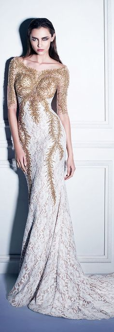 """Dany Tabet Couture F/W 2014-2015 ~ """"Night in Moscow"""" #fancy #fanctacy #ecommerce http://www.fancyclone.net"""