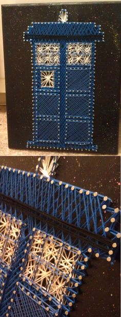String Art, Tardis