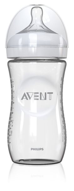 Amazon.com : Philips Avent Natural Glass Bottle, 1 Count, 8 Ounce : Baby Bottles : Baby