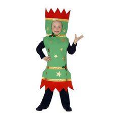 Isn't he a cute little cracker! Check out Smiffys Boys Christmas cracker costume. A lovely fancy dress costume for the festivities! Nativity Costumes, Up Costumes, Christmas Costumes, Halloween Costumes, Female Costumes, Christmas Fancy Dress, Christmas Fun, Kids Christmas Crackers, Santa Costume