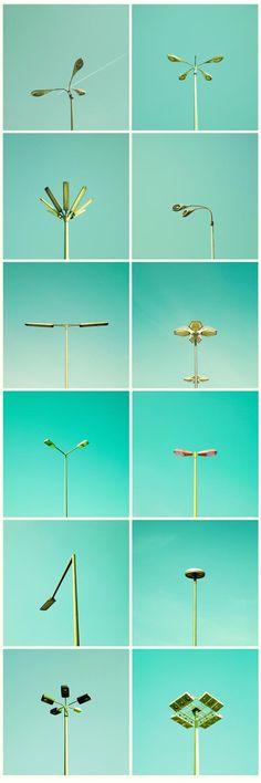 Street Lanterns - East Berlin Architecture Photography by Matthias Heiderich