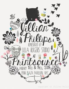 Jillian phillips Printsource Flyer