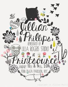 Jillian phillips Printsource Flyer