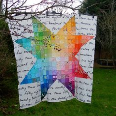Flying Blind On A Rocket Cycle: Blogger's Quilt Festival